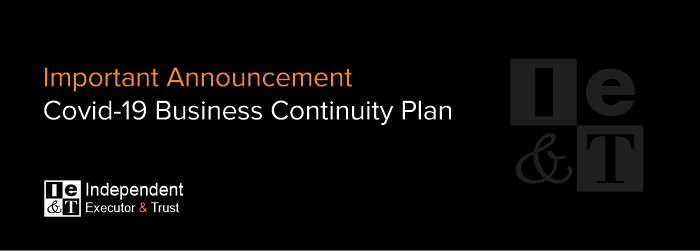 Important Announcement | Covid-19 Business Continuity Plan